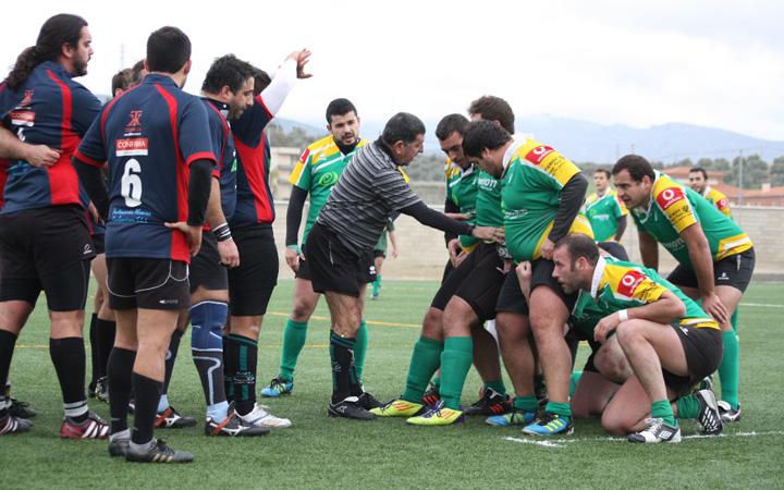 El Jaén Rugby pide apoyos para financiar sus equipaciones