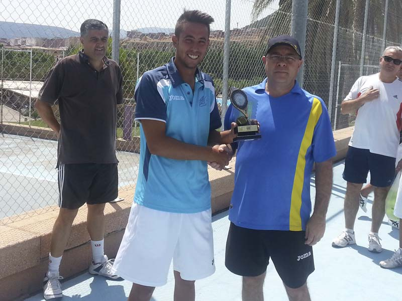 Carretero, campeón del IX Torneo Xauen