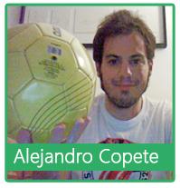 """Alejandro Copete: """"La ilusión de la plata"""""""