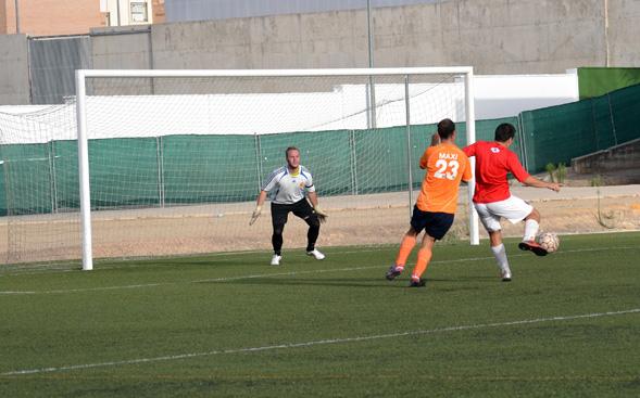 El Real Jaén B inicia la pretemporada con un empate