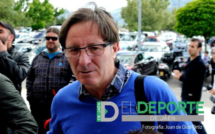 Anquela: «El Real Jaén sabe lo que quiere y hace las cosas bien»