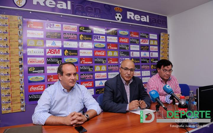 El Real Jaén tiene sus cuentas preparadas para participar en la Liga Adelante