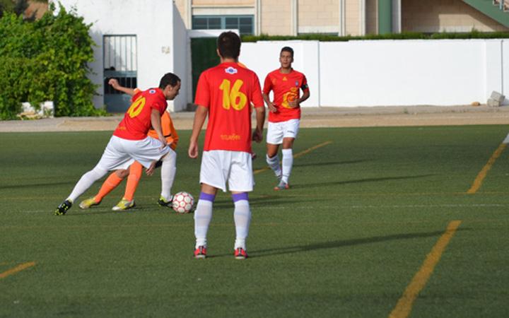Segundo empate del filial del Real Jaén en la pretemporada