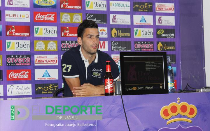 Edgar apuesta por el Real Jaén: «Daremos mucho que hablar»