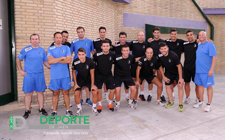 El Jaén Paraíso Interior jugará los sábados a las 18.00