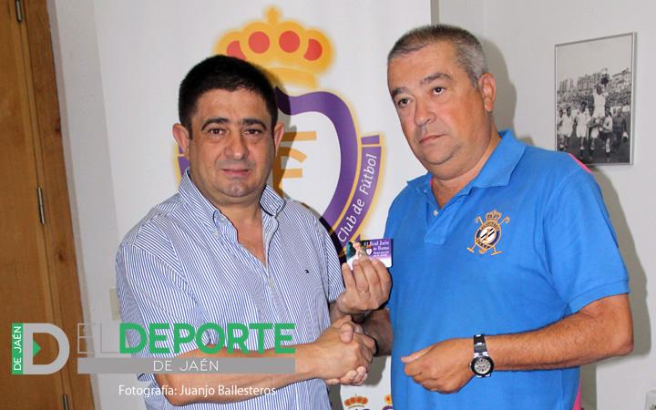 Francisco Reyes será socio del Real Jaén un año más