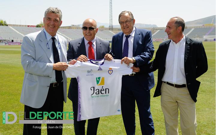 Villar subraya las posibilidades de que la Selección juegue en Jaén