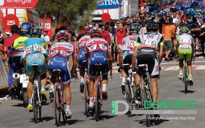 La Vuelta a España recorrerá Jaén mañana y el lunes