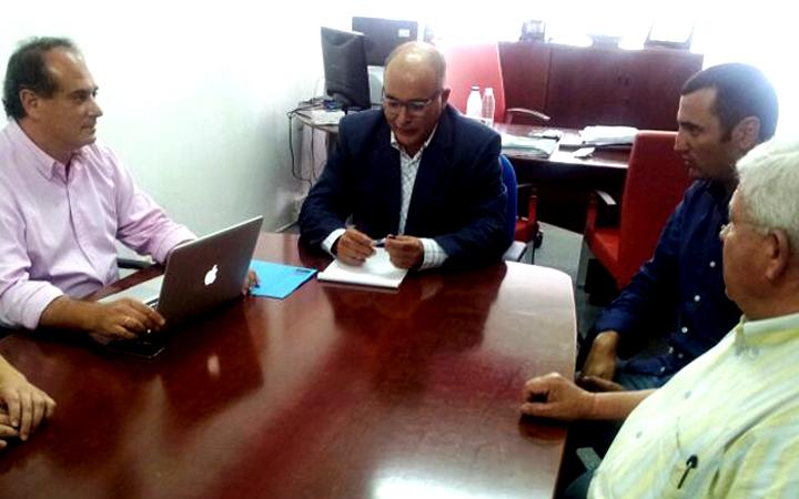 La Comisión de Seguimiento en el Real Jaén queda constituida