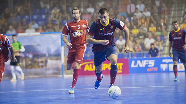 Esport3.cat anuncia que retransmitirá en directo el partido entre el Barcelona y el Paraíso Interior