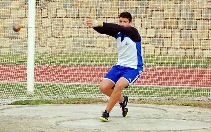 La Federación Nacional de Atletismo llama a Alberto González y a Carolina González