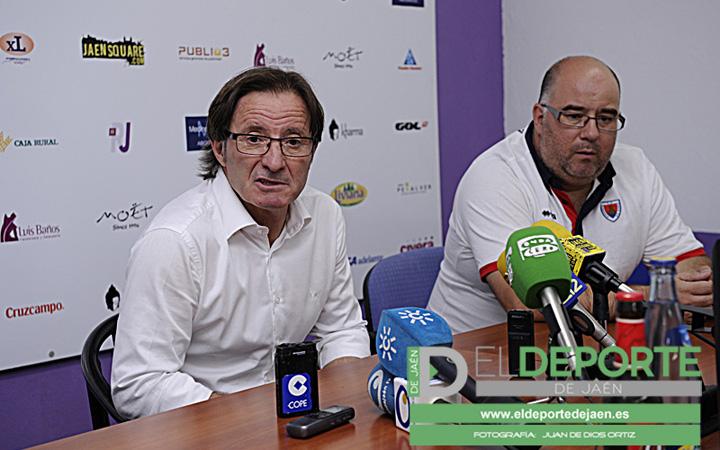 Anquela: «He visto a un Jaén perfecto»