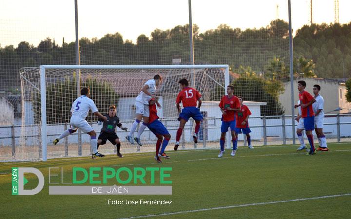 Los juveniles del Real Jaén comienzan la liga con victoria