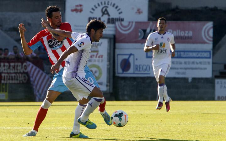 El Real Jaén no reacciona en Lugo (4-2)