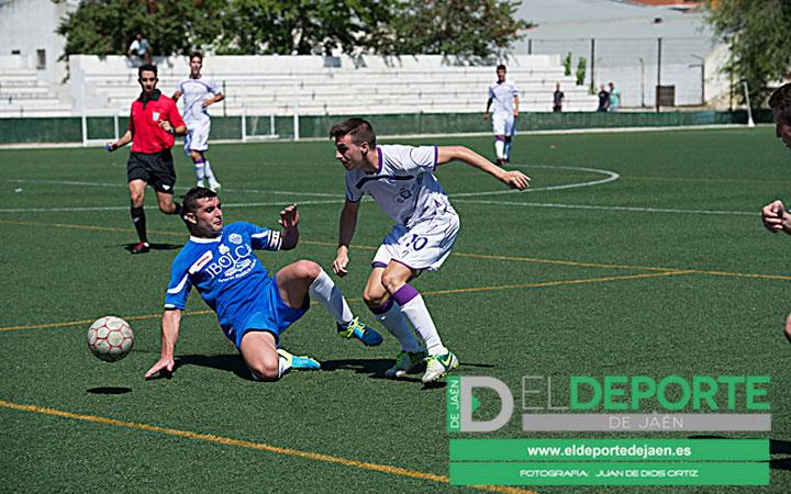 El filial del Real Jaén sufre su primera derrota de la temporada