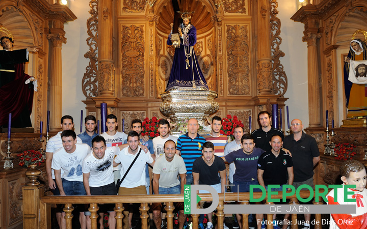 El Jaén Paraíso Interior se encomienda a El Abuelo
