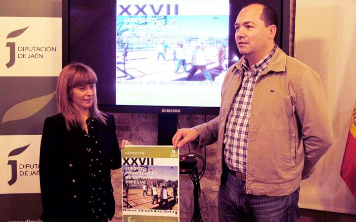 Los XXVII Juegos de Deporte Especial reunirá a 600 participantes en Baeza