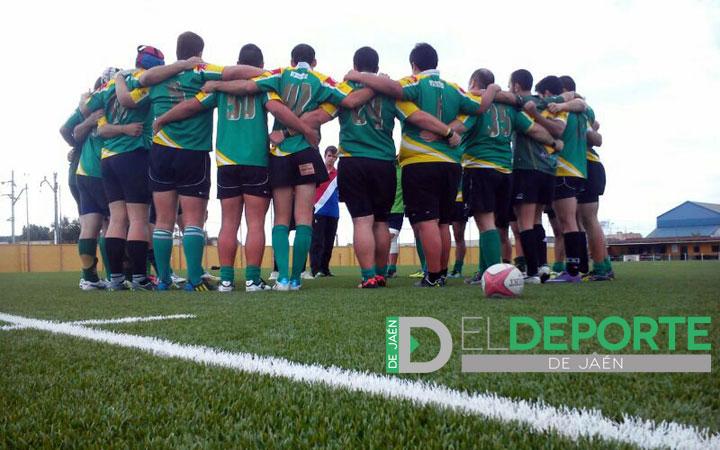 El Jaén Rugby arranca la temporada en Almería