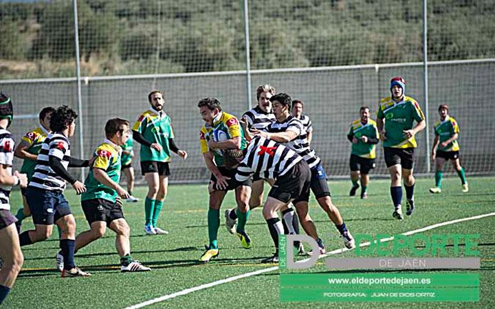 El Jaén Rugby cae frente al Marbella en su primera cita casera
