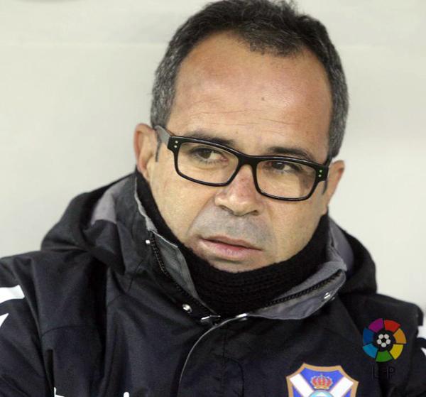 """Álvaro Cervera: """"El Real Jaén, uno de los equipos más en forma de la Liga"""""""