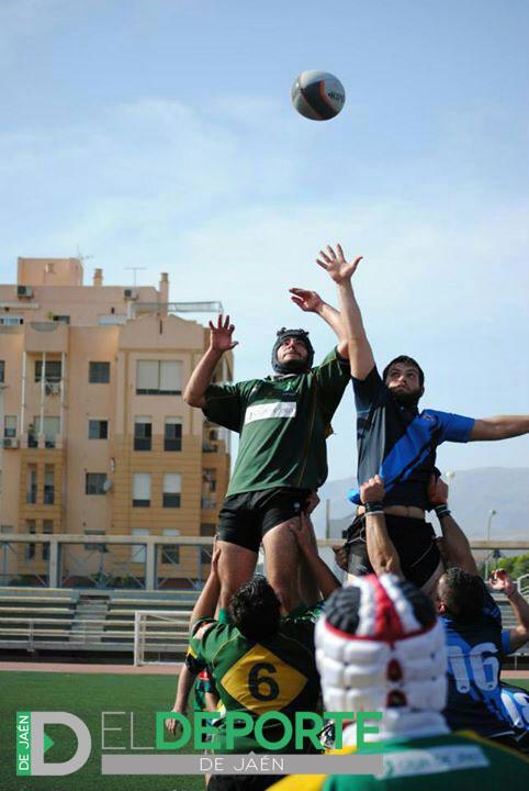 El Jaén Rugby debuta en casa frente al Marbella