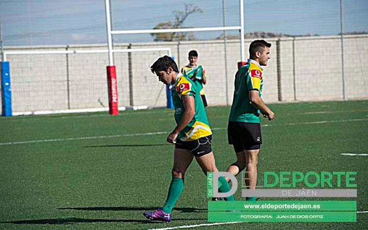 Nueva derrota del Jaén Rugby, que se aleja de los play-off
