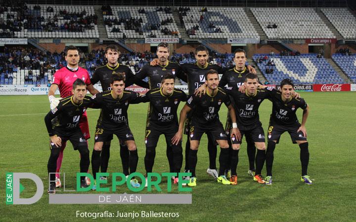El Real Jaén se queda corto