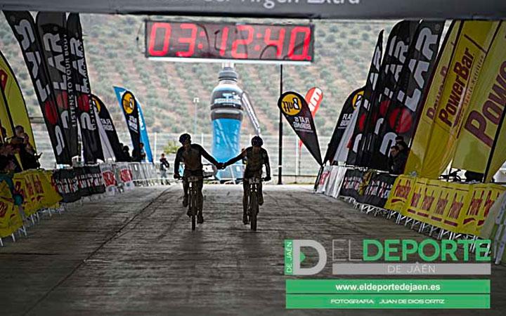 Jaén acogió a 700 participantes en la primera etapa de la Andalucía Bike Race