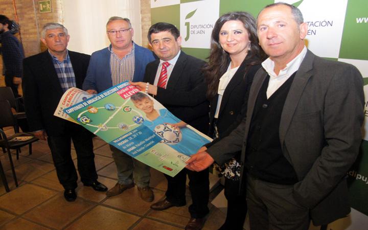 El fútbol sala se cita con la provincia de Jaén