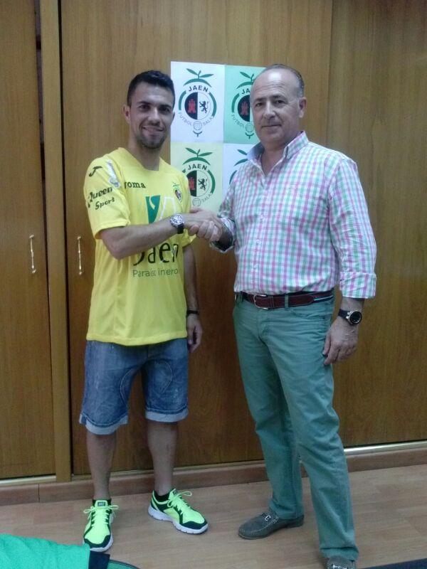 Cuco se convierte en jugador del Jaén Paraíso Interior