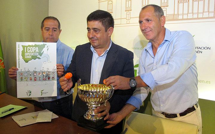 Los clasificados en la I Copa Diputación ya conocen los cruces para cuartos de final
