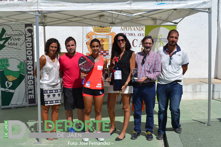 La provincia de Jaén representada en la preselección de la selección andaluza de pádel