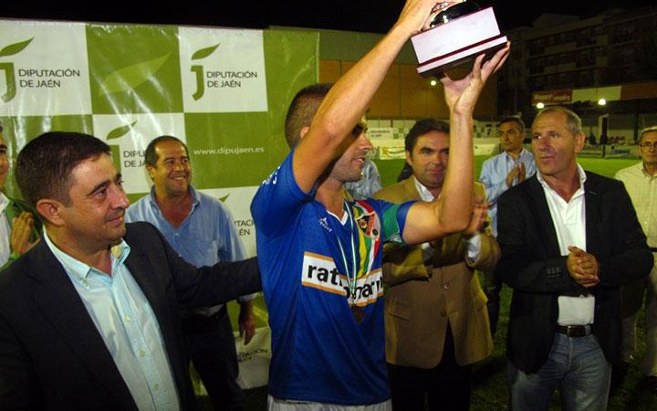 El Linares Deportivo gana la I Copa Diputación