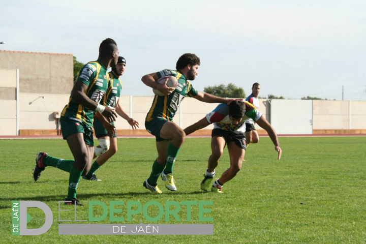 Derrota a domicilio del Jaén Rugby