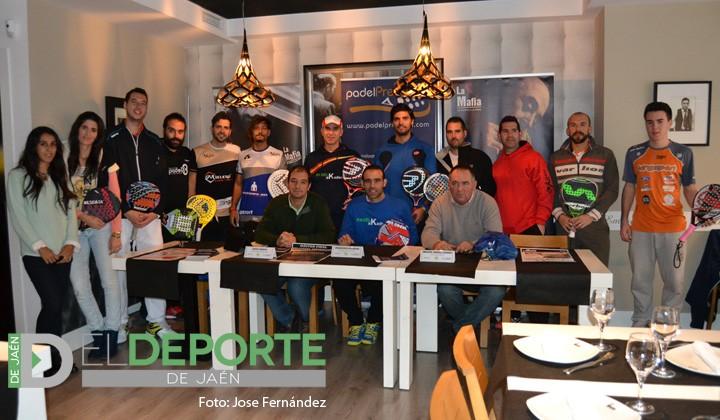 La celebración del Máster Final cierra la temporada del Circuito Bullpadel – AspadelJaén