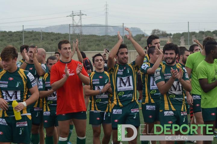 Jaén Rugby: de menos a más