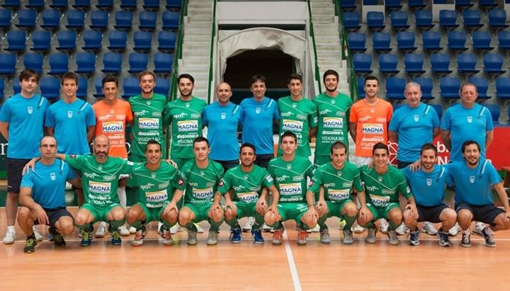 El Magna Navarra visita La Salobreja con un Jaén FS dispuesto para ganar