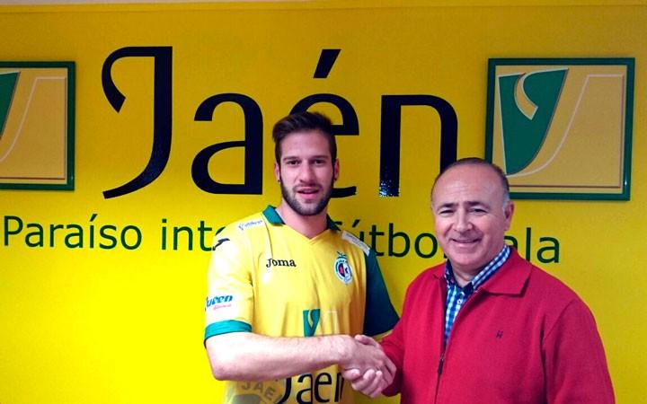 Solano vuelve al Jaén FS para reforzar al equipo hasta el final de la temporada