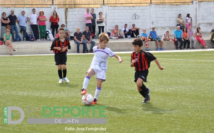 El Real Jaén B suma la única derrota del fin de semana en las categorías inferiores