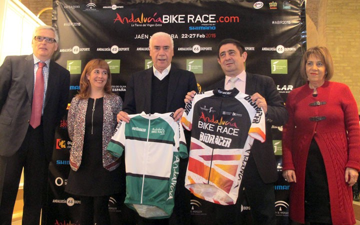 Jaén se prepara para acoger cuatro etapas de la Andalucía Bike Race