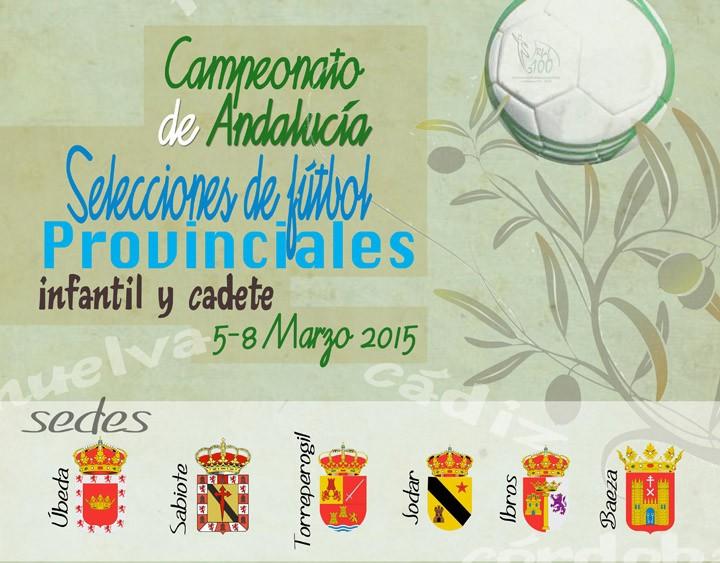 La Federación Jiennense da a conocer los listados de convocados para el Campeonato de Andalucía infantil y cadete