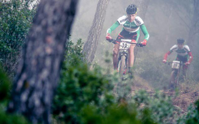 Victoria de etapa para Romero y Pinto en la segunda jornada de la Andalucía Bike Race