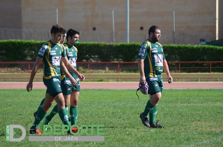 Jaén Rugby cae en semifinales (la crónica)