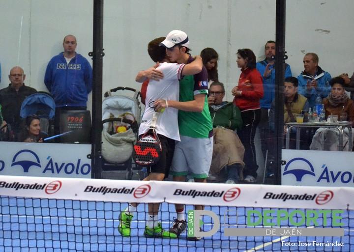 Galiano y Ferreyra se proclaman campeones del Gran Slam PadelaKademia