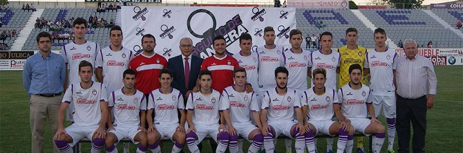 El Real Jaén B sale de los puestos de descenso