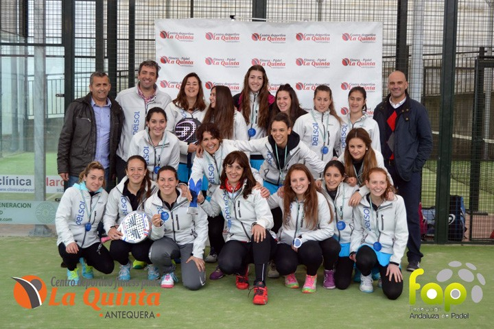 La Escuela del Sol consigue un histórico ascenso a la máxima categoría regional por equipos