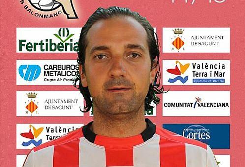 El jiennense Sergio Berrios cumplirá 400 partidos en ASOBAL este fin de semana