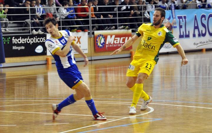 El Jaén FS cae frente al Montesinos pero se clasifica para los playoffs