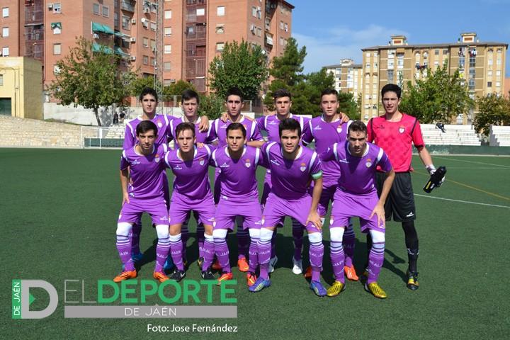 El Real Jaén Juvenil de Liga Nacional se coloca en puestos de ascenso pese a su empate ante el CD Linares 2011