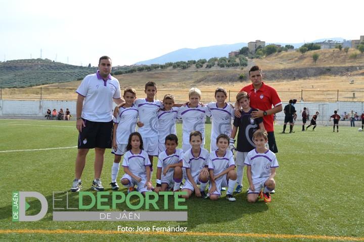 Los equipos Benjamín y Alevín del Real Jaén pelearán por el ascenso de categoría